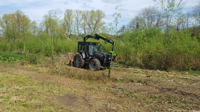 Land clearance and Reclamation  Surrey